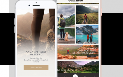 Outdoor Adventure and Activity App