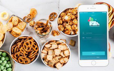Junk Food Delivery App